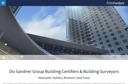Building Certifiers & Building Surveyors Dix Gardner Group