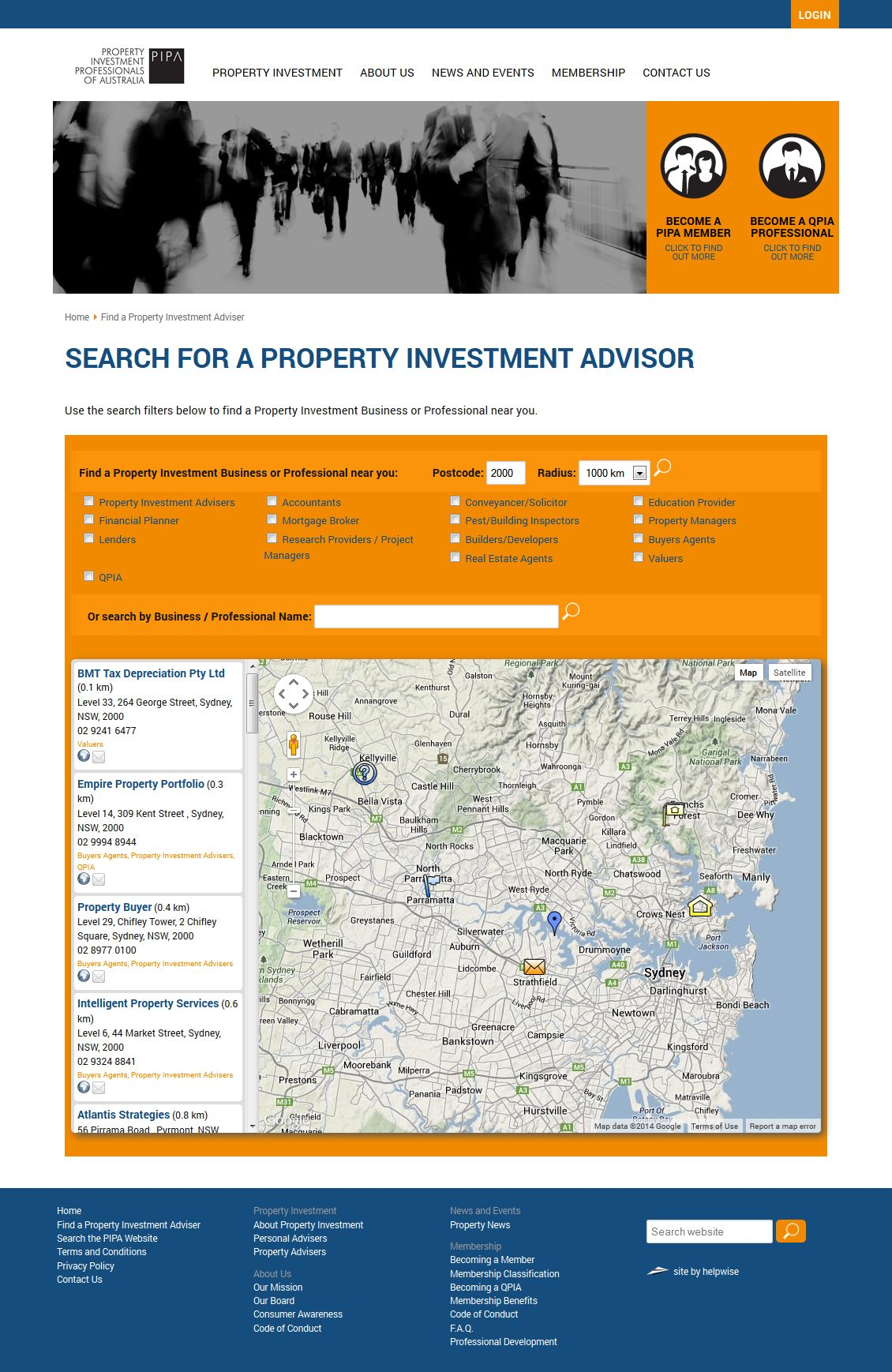 Property Investment Professionals of Australia