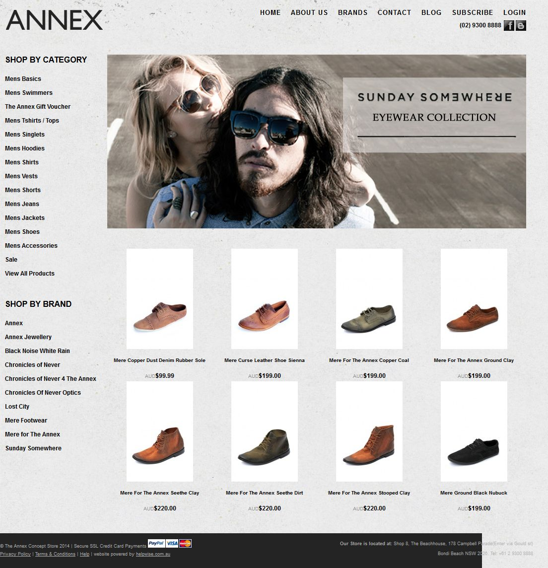 The Annex Fashion Store