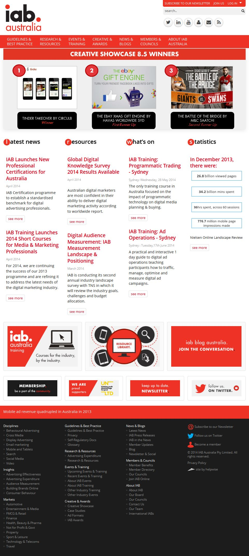 The interactive advertising bureau iab helpwise - Iab internet advertising bureau ...