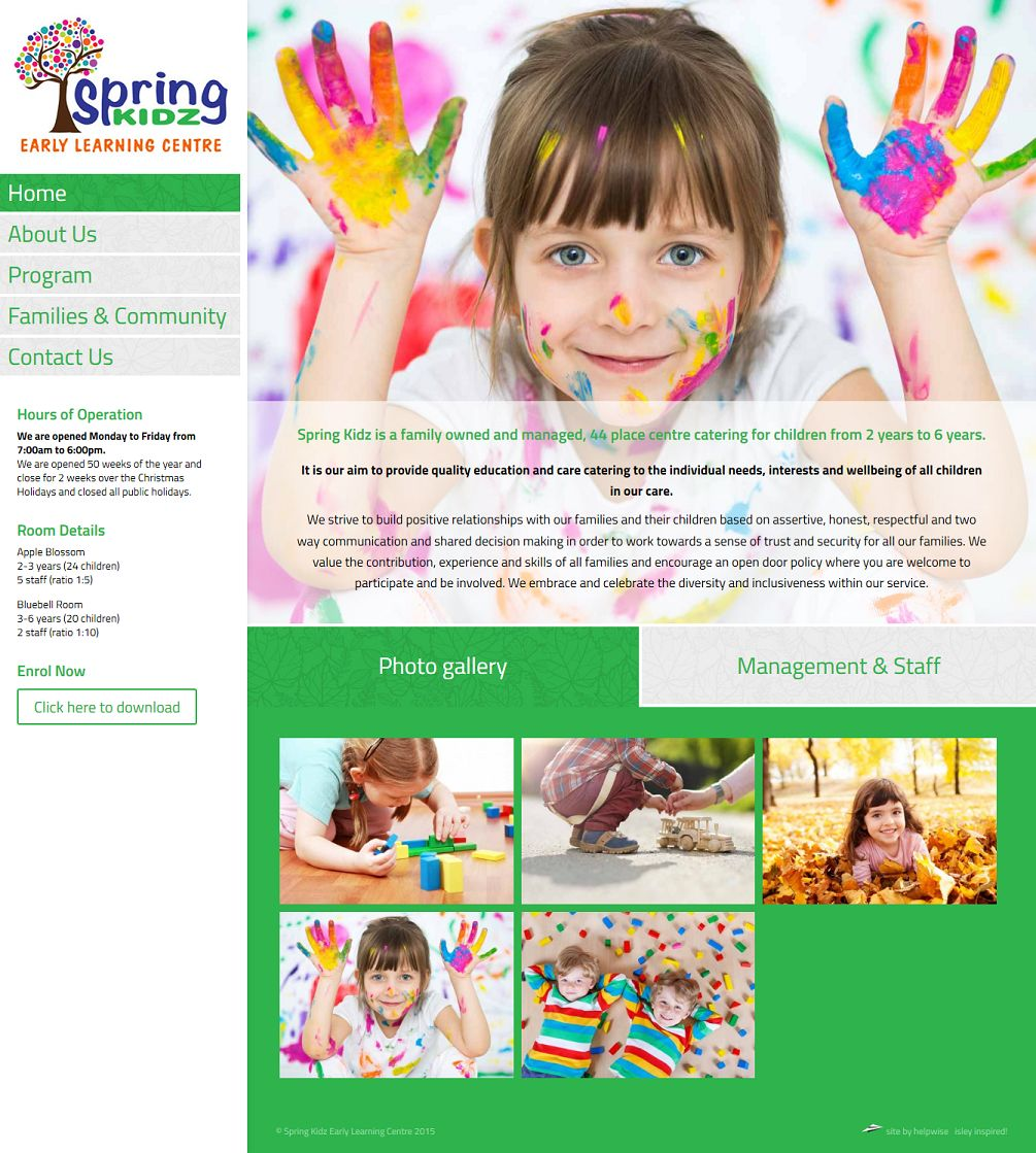 Spring Kids Early Learning Center
