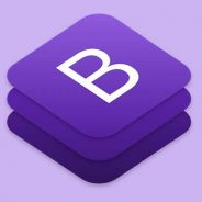 Bootstrap 4: align-self-center is your friend !